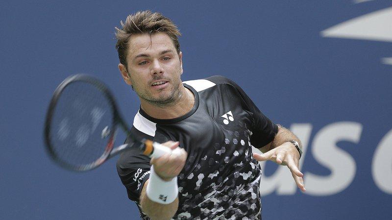 Tennis – US Open: pour son entrée en lice, Wawrinka se débarrasse de Dimitrov en 3 sets