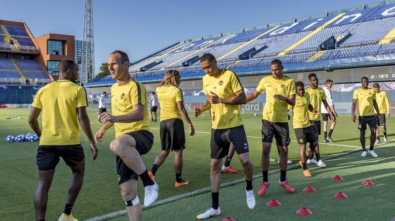 Football - Ligue des Champions: le match à 30 millions pour Young Boys
