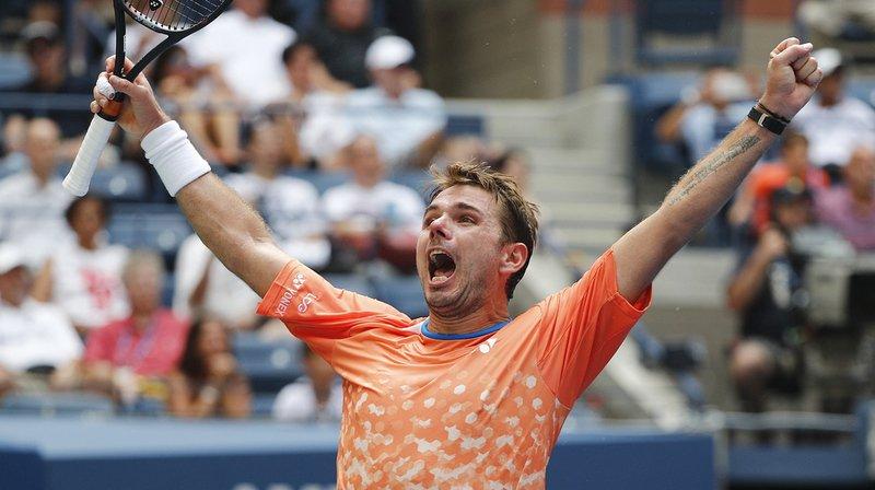US Open: Wawrinka bat le Français Ugo Humbert en 4 sets et se qualifie pour le 3e tour