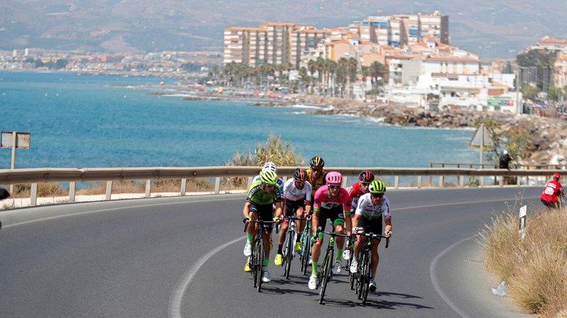 Cyclisme - Tour d'Espagne: l'Américain Ben King remporte la 4e étape