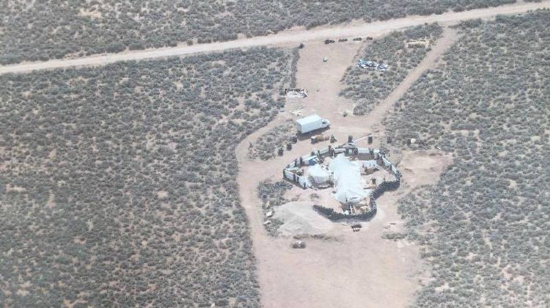 Le corps d'un enfant retrouvé dans un campement de fortune — Etats-Unis