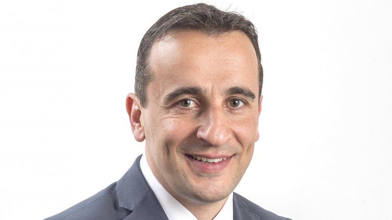 Le député sierrois Sidney Kamerzin est candidat à la candidature pour l'élection au Conseil national.