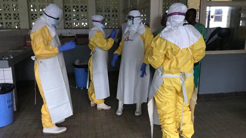 Le virus Ebola a surgi en plein conflit