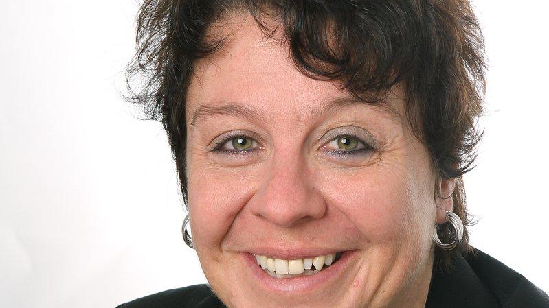 Anne-Sylvaine Héritier est la nouvelle responsable de la filière soins infirmiers de la Haute école de santé.
