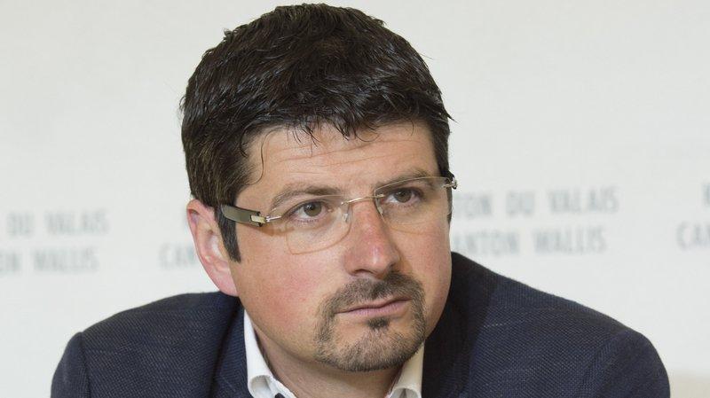 Yannick Buttet a démissionné du Conseil national le 17décembre dernier.