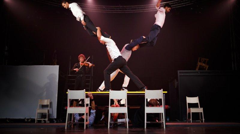 Quand le cirque devient une performance théâtrale