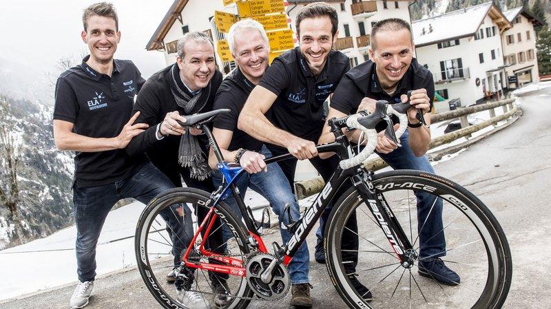 Les organisateurs de la Désalpe Reichenbach attendent un maximum de cyclosportifs entre Martigny et Finhaut.