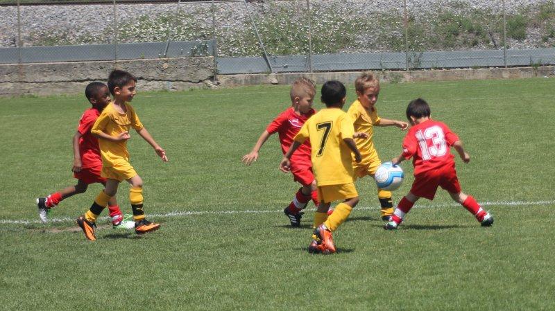 Les juniors D et E ont aussi droit, exceptionnellement, à leur Coupe valaisanne.
