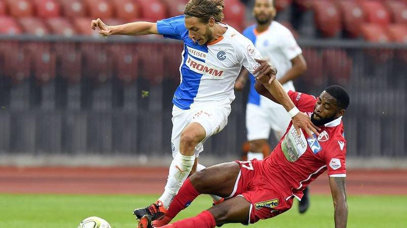FC Sion: deux chiffres pour mieux comprendre la défaite contre Grasshopper, 1-2