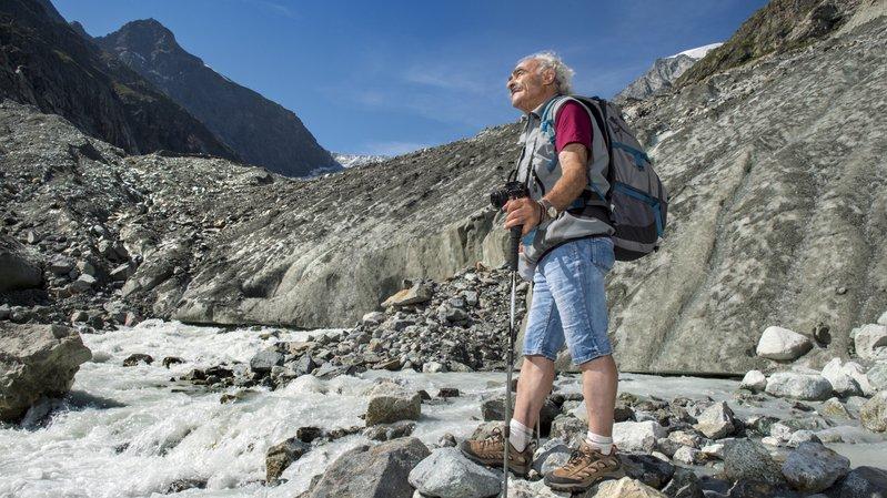 Glaciers alpins: quand la canicule précipite leur agonie