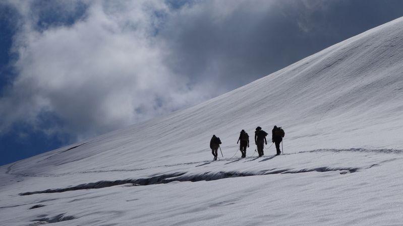 S'il manque des guides dans certains cantons, le Valais est bien doté.
