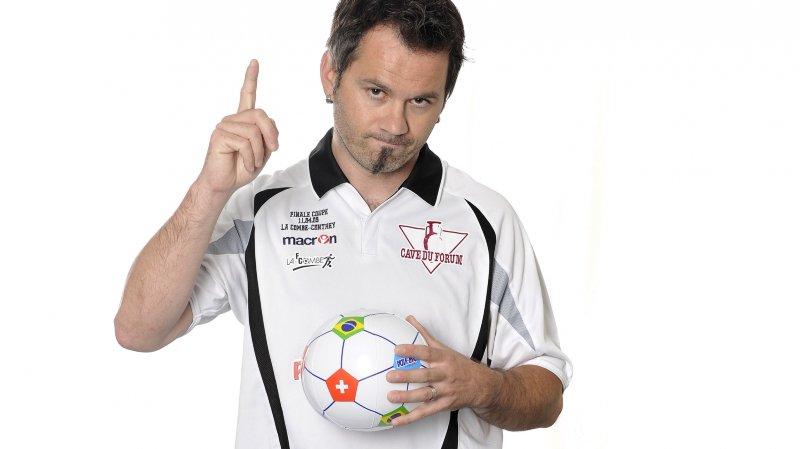 FC Sion: on ne peut pas leur poser de questions, pas grave, Hugolin a la réponse