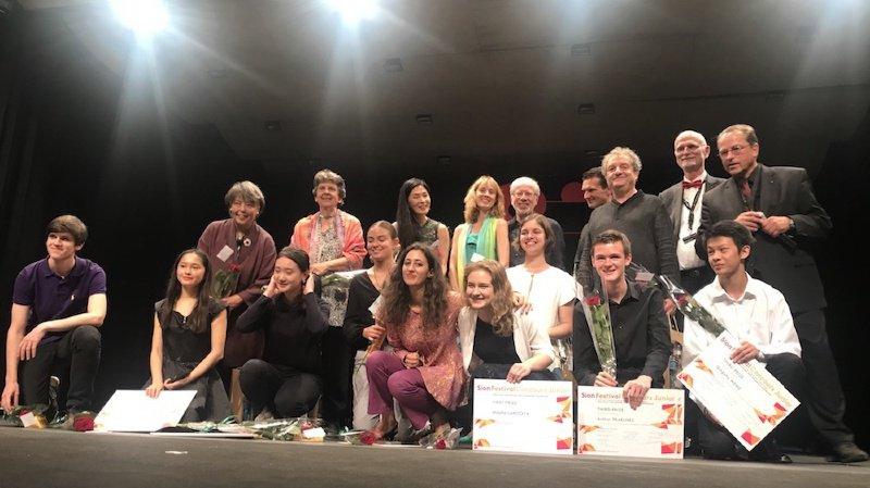 Sion Festival: une Américaine de 16 ans s'adjuge le premier Tibor Junior