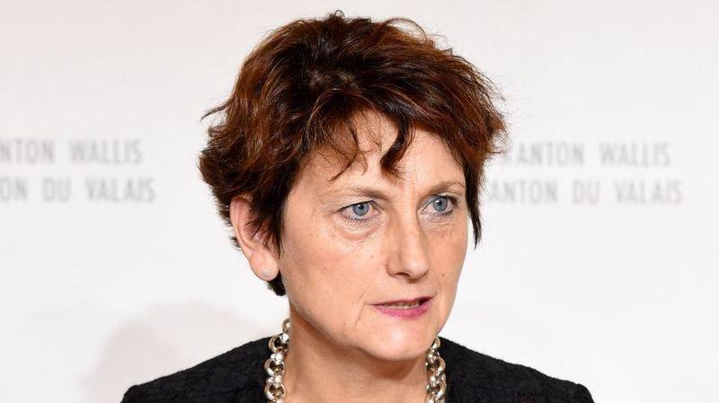 Conseil des Etats: Marianne Maret est candidate à la candidature