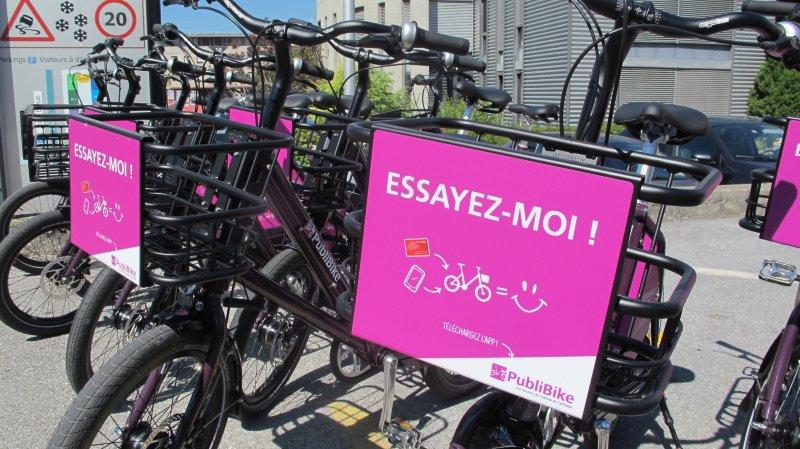 Publibike cherche une solution pour mieux verrouiller ses vélos
