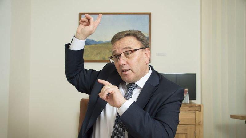 L'an prochain l'Etat du Valais débloquera 527 millions de francs d'investissements: un montant historique