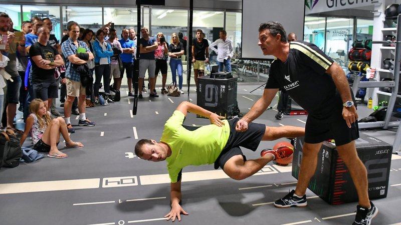 Préparateur physique de Lara Gut et de Daniel Yule notamment, Patrick Flaction a proposé ses conseils théoriques et pratiques.