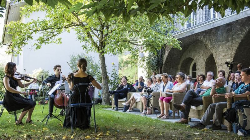 Sion Festival: un marathon de musique classique à la bonne franquette