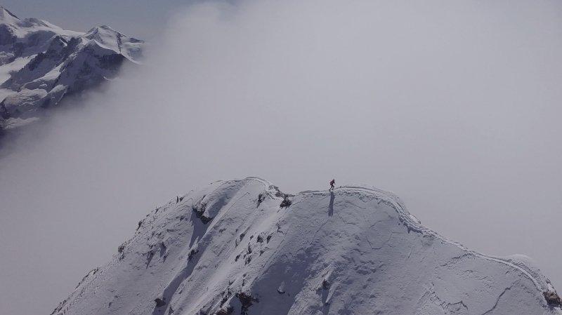 Andreas Steindl a imposé un nouveau record lors de sa 88e ascension du Cervin.