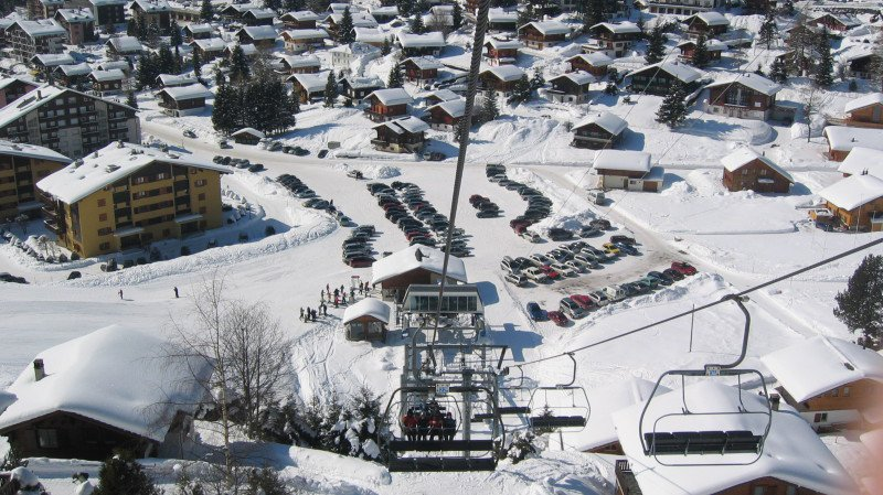 Portes du Soleil SA gère le secteur ski de la station de Morgins.