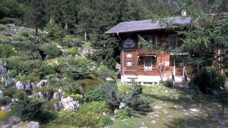 Le cadre idyllique de Flore-Alpe est à découvrir à Champex-Lac ce week-end.