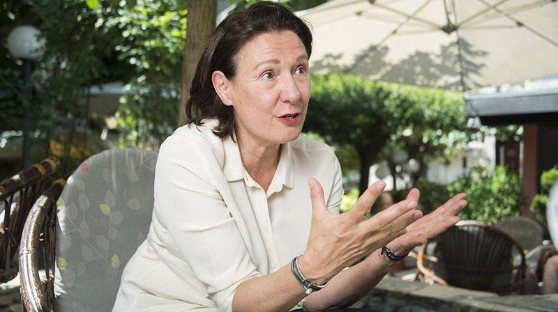 Valais: Romaine Jean élue au Conseil de la magistrature, malgré l'opposition de l'UDC