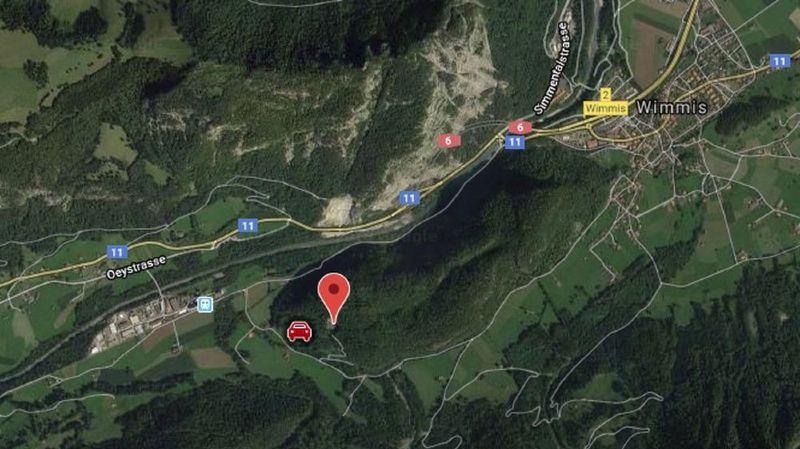 Chute mortelle d'un grimpeur dans l'Oberland bernois
