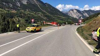 Orsières: un motard se tue sur la route du Grand-Saint-Bernard