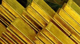 Le prix de l'or au plus bas depuis mars 2017