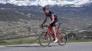 Cyclisme: de nouvelles responsabilités pour Kilian Frankiny