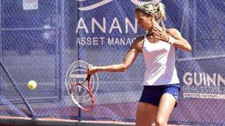 Un premier succès pour la Valaisanne Sandy Marti sur le circuit ITF