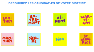 Constituante: Appel citoyen présente ses candidats, parmi lesquels plusieurs personnalités