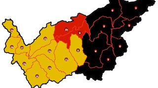 L'interdiction générale de faire du feu est levée dans le Valais francophone