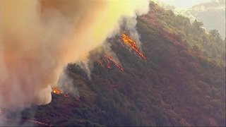 La Californie en proie au plus grand incendie de son histoire