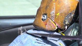 Crash tests sur les dangers que représentent les drones et vélos électriques