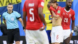 Football: la Suisse perd deux rangs au classement de la FIFA