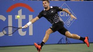 Tennis: Stan Wawrinka battu d'entrée de jeu à Washington