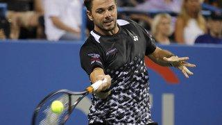 Toronto-Tennis: Wawrinka s'est qualifié pour le 2e tour du Masters de Toronto en battant Kyrgios