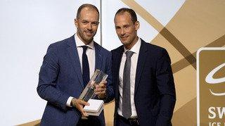 Hockey - Awards 2018: Kevin Klein et Andrew Ebbett désignés meilleurs joueurs de la saison