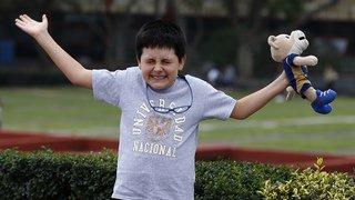 Mexique: à 12 ans, Carlos va entrer à l'université pour y étudier la physique biomédicale