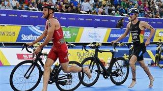 Championnats d'Europe à Glasgow: Les triathlètes suisses remportent l'argent au relais mixte