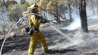 Etats-Unis: les pompiers progressent contre les incendies en Californie