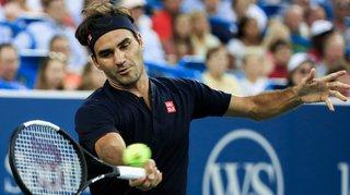 Tennis - Masters 1000 de Cincinnati: retour victorieux pour Federer