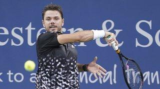 Tennis - Masters 1000 de Cincinnati: Wawrinka bat Nishikori et se qualifie pour les huitièmes de finale