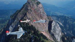 Accident d'avion: L'OFAC impose des conditions à Ju-Air pour la reprise des vols