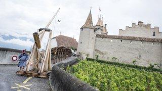 Aigle: la fête médiévale joue la carte de l'authenticité