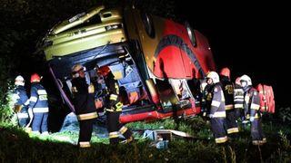 Pologne: trois morts et 18 blessés dans un accident d'un bus ukrainien