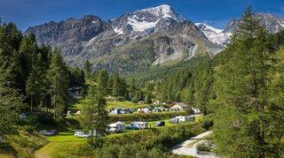 Le camping d'Arolla rouvre samedi