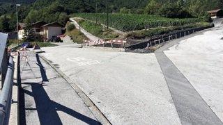 Chamoson: 1000 m3 de boue dégagés pour libérer la route