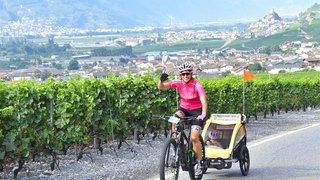 Cyclosportive des Vins du Valais